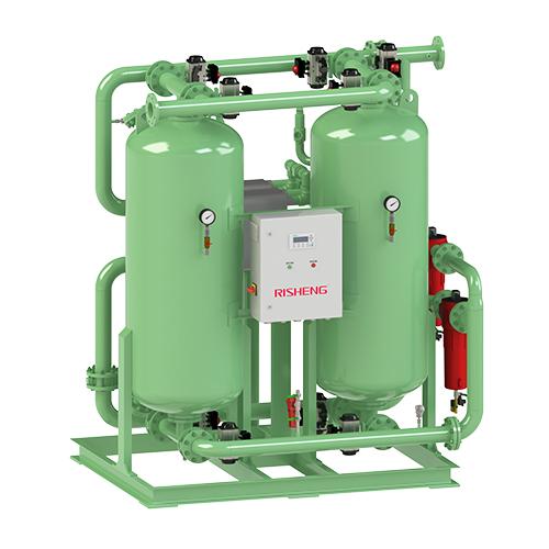 Waste heat Regeneration Compressed Air Dryer